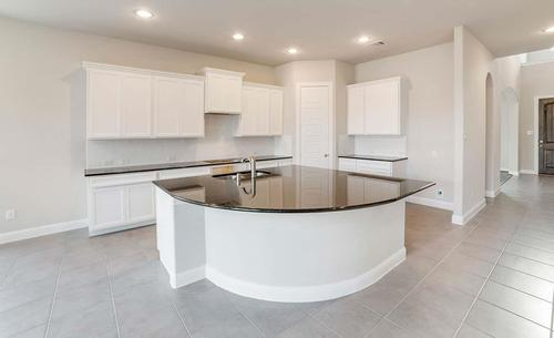 Kitchen-in-Rosewood-at-Inverness Estates - Classic-in-Tomball