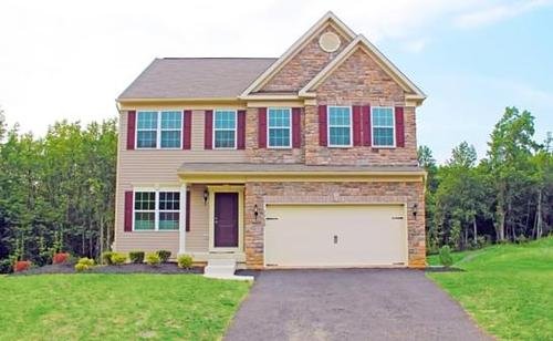 South Stream by Gemcraft Homes in Wilmington-Newark Maryland