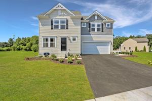 homes in South Stream by Gemcraft Homes