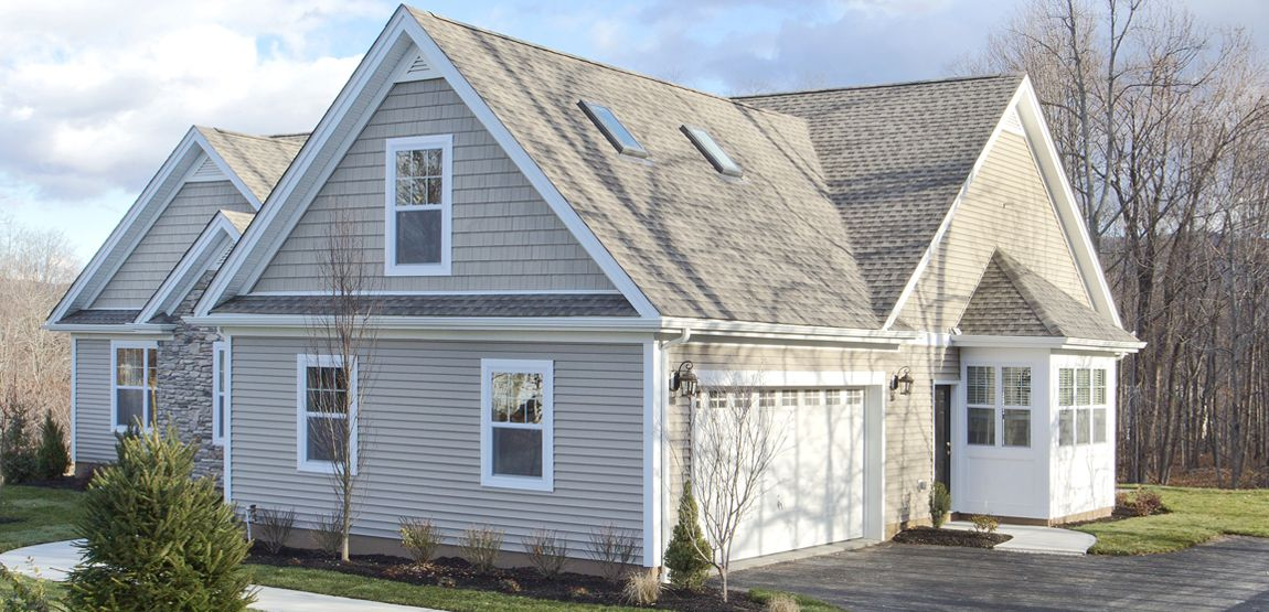 Exterior featured in The Aster By Ginsburg Development Companies in Orange County, NY