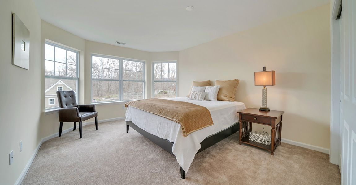 Bedroom featured in The Cornwall By Ginsburg Development Companies in Orange County, NY