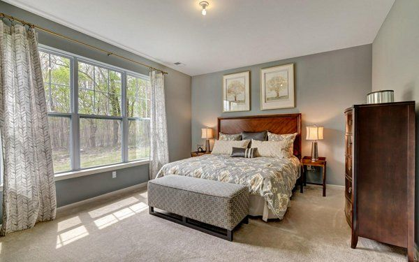 Bedroom featured in The Aster By Ginsburg Development Companies in Orange County, NY