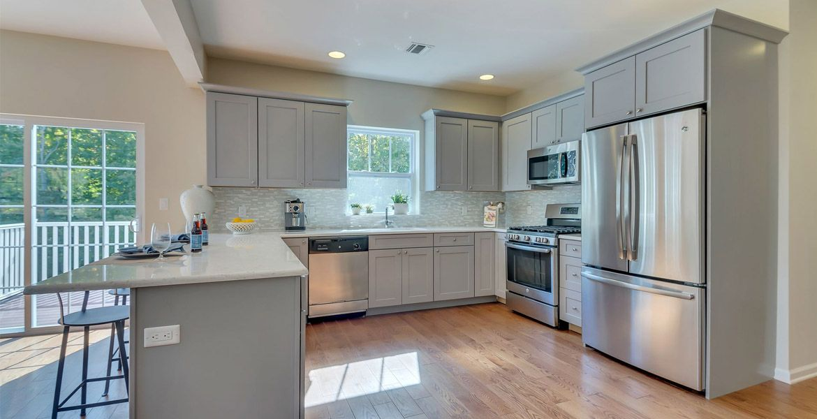 Kitchen featured in The Bayberry By Ginsburg Development Companies in Orange County, NY