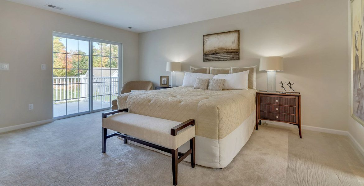 Bedroom featured in The Bayberry By Ginsburg Development Companies in Orange County, NY