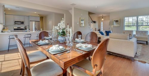 Greatroom-and-Dining-in-The Bayberry-at-Stone Hollow at Cornwall-in-Cornwall