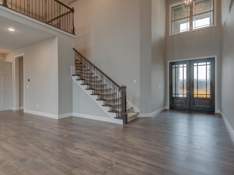 Living Area featured in the Custom By Girard Homes - Custom in Columbia-Jefferson City, MO