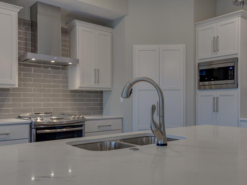 Kitchen featured in the Custom By Girard Homes - Custom in Columbia-Jefferson City, MO