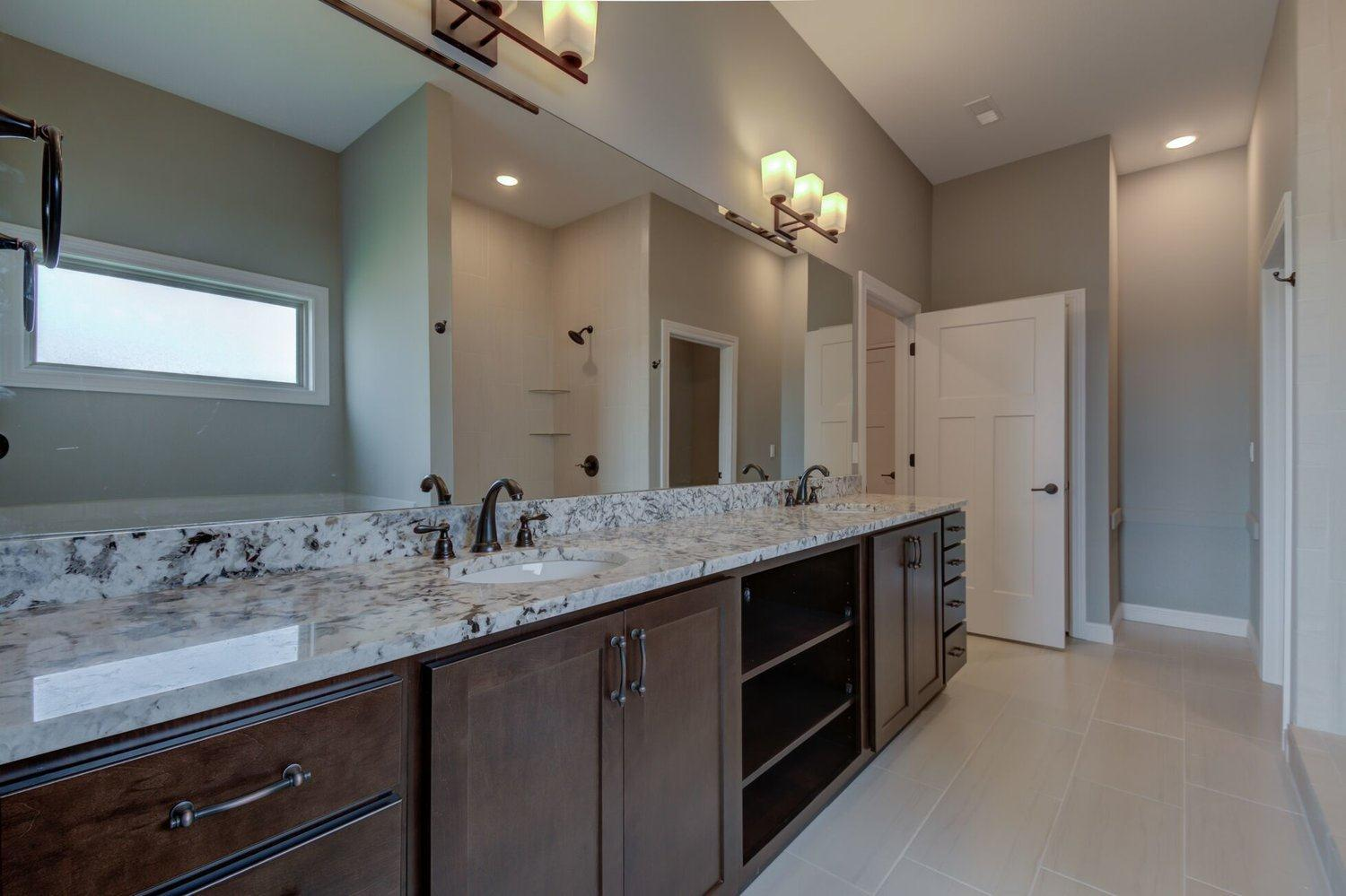Bathroom featured in The Bradley By Girard Homes - Custom in Columbia-Jefferson City, MO