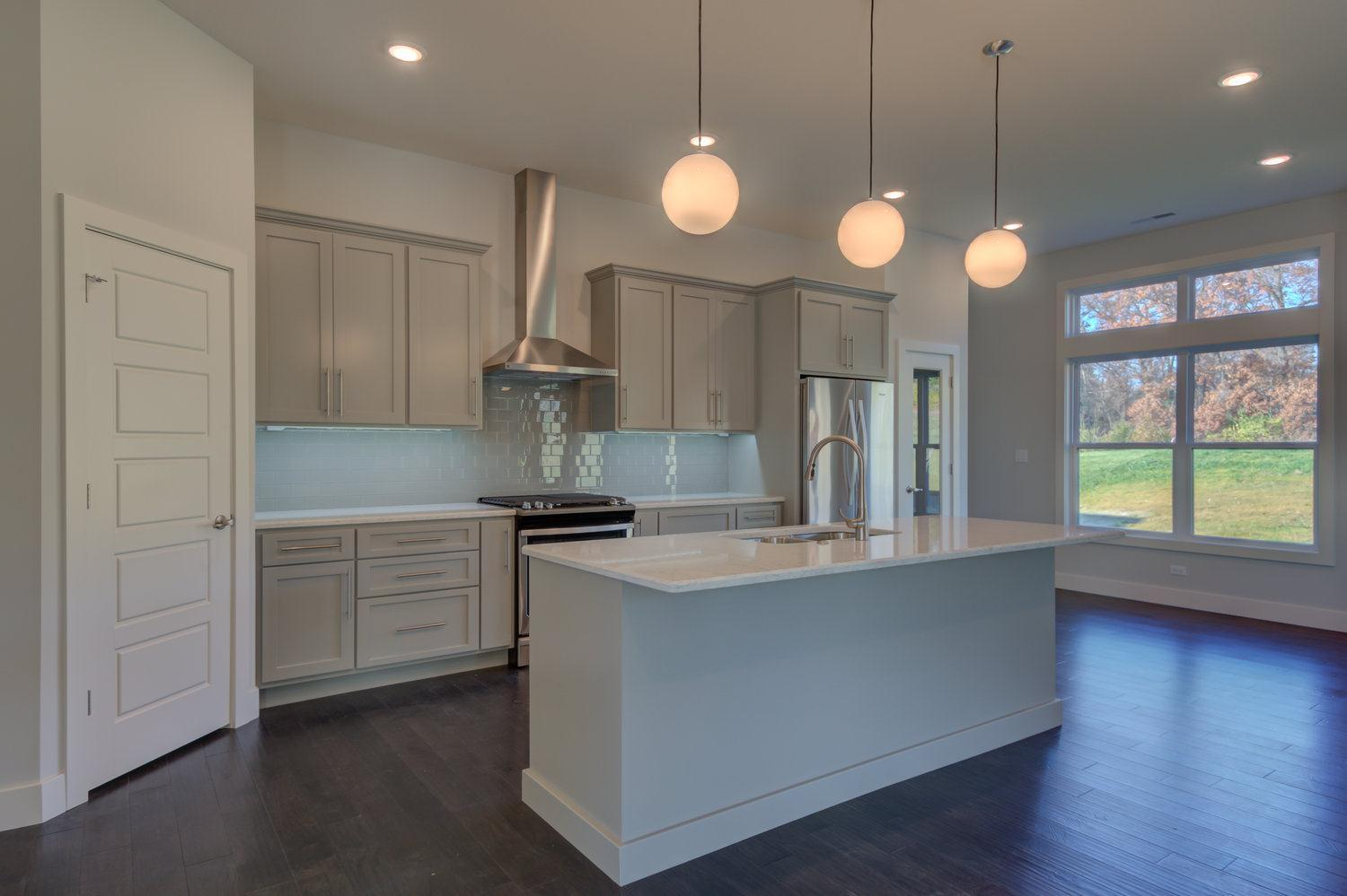 Kitchen featured in The Barnette By Girard Homes - Custom in Columbia-Jefferson City, MO
