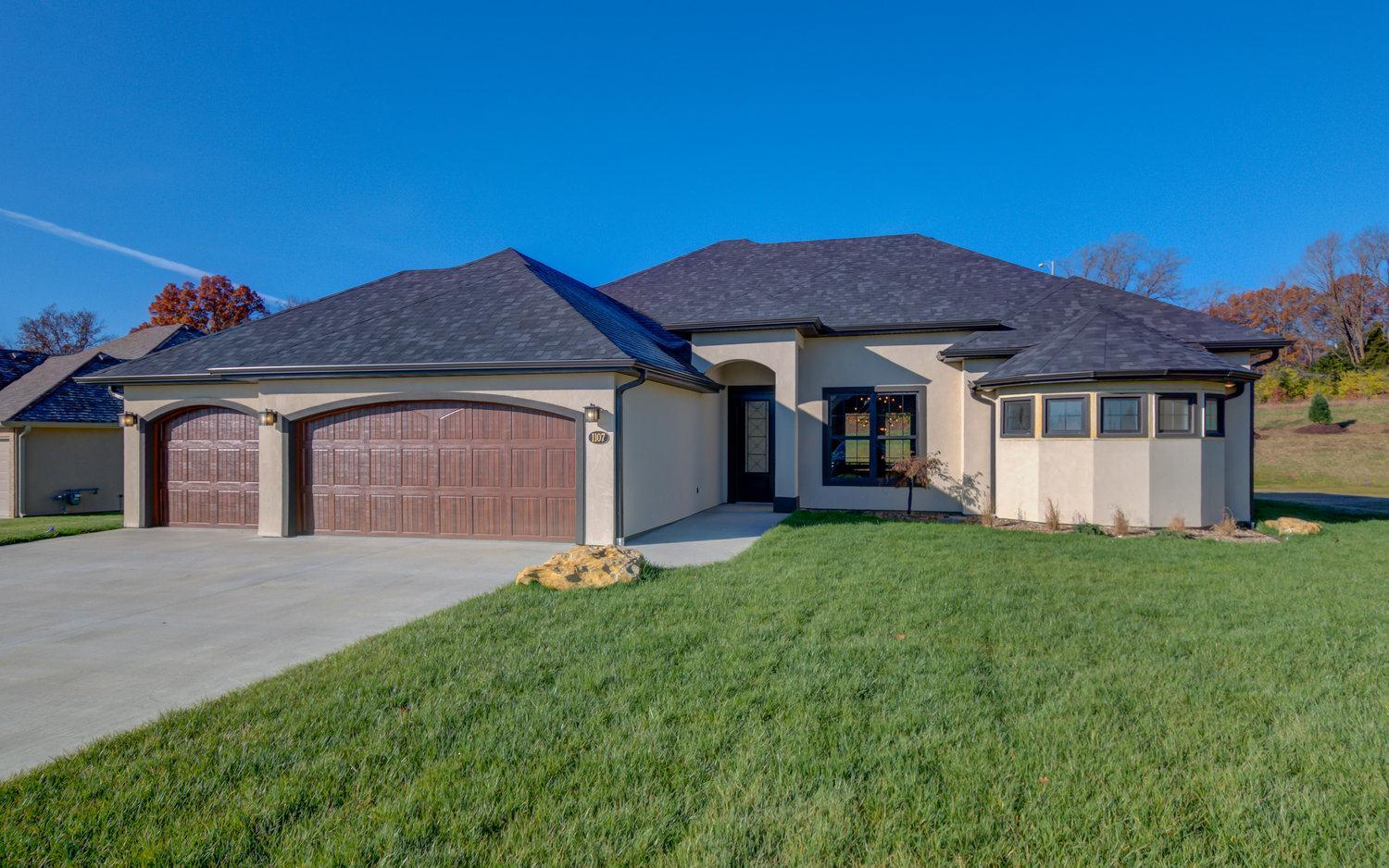 Exterior featured in The Barnette By Girard Homes - Custom in Columbia-Jefferson City, MO