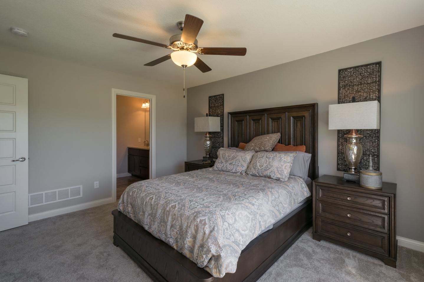 Bedroom featured in The Baldwin By Girard Homes - Custom in Columbia-Jefferson City, MO