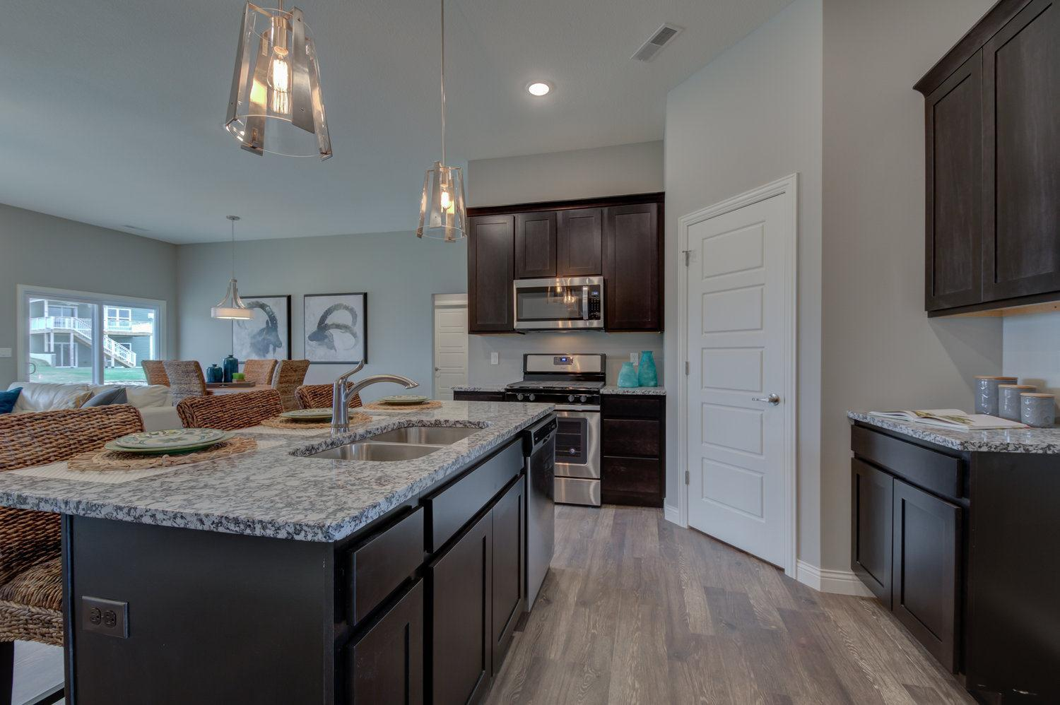 Kitchen featured in The Baldwin By Girard Homes - Custom in Columbia-Jefferson City, MO
