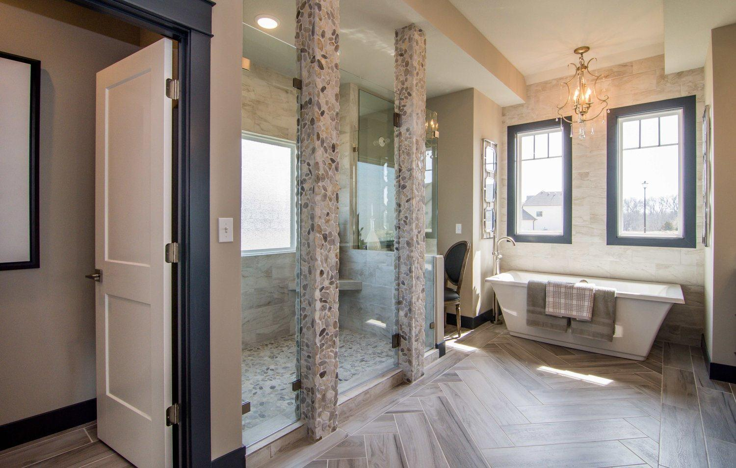 Bathroom featured in The Faith By Girard Homes - Custom in Columbia-Jefferson City, MO