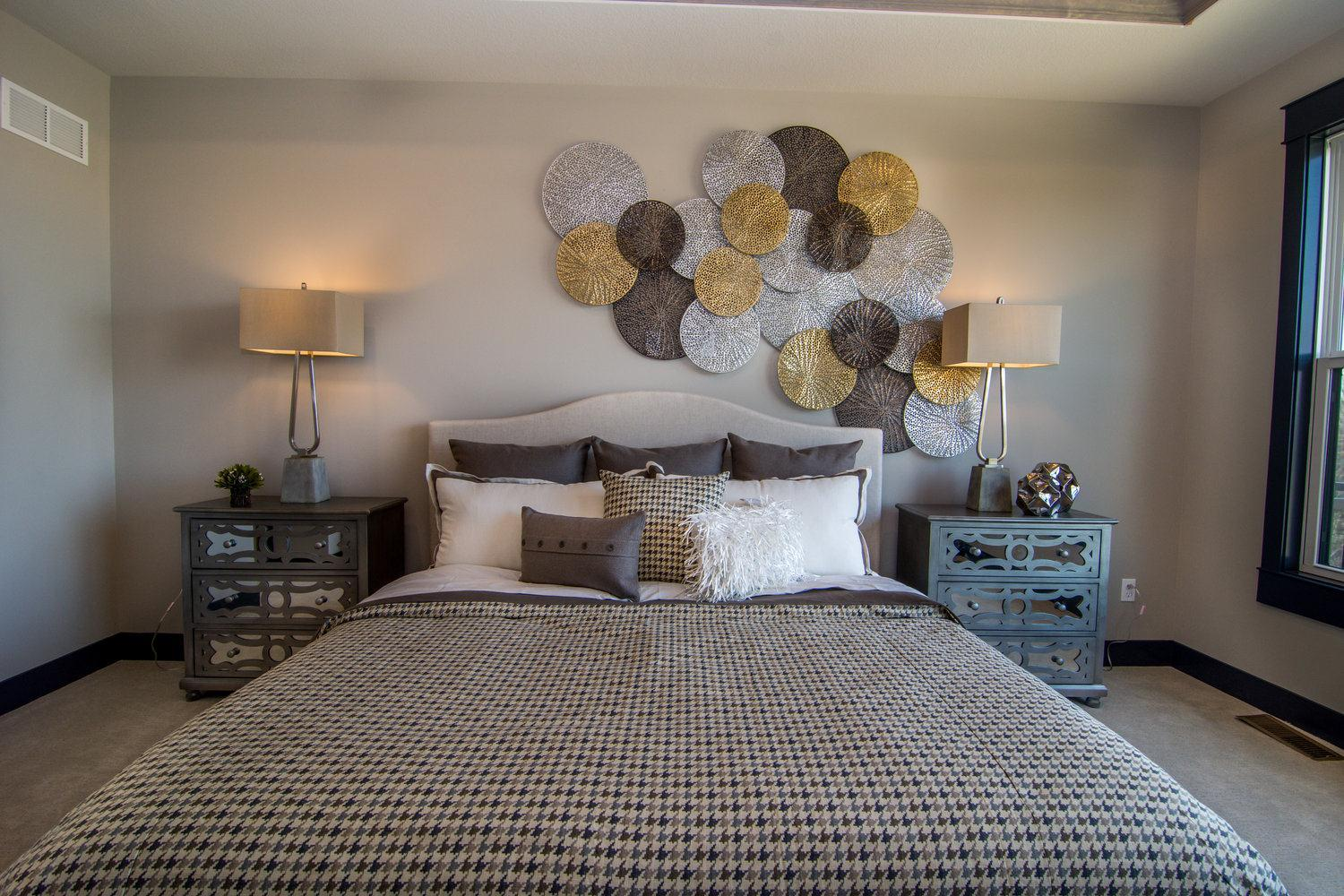 Bedroom featured in The Faith By Girard Homes - Custom in Columbia-Jefferson City, MO