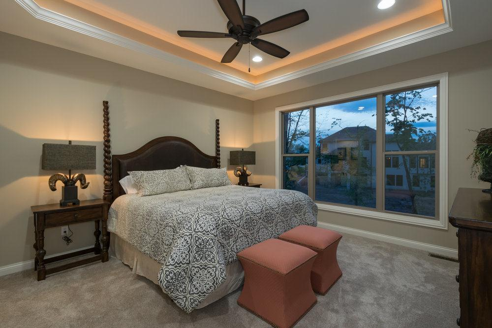 Bedroom featured in The Gabrielle By Girard Homes - Custom in Columbia-Jefferson City, MO
