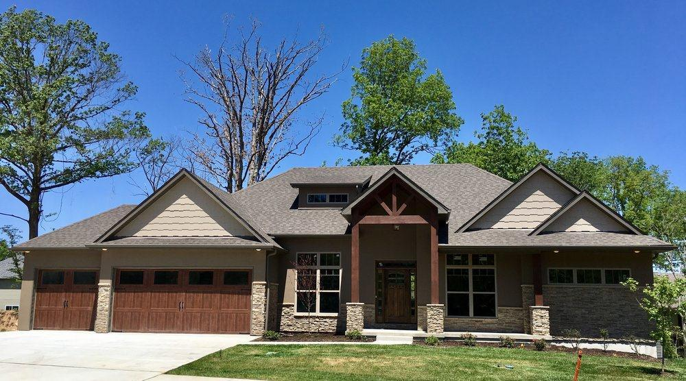 Exterior featured in The Gabrielle By Girard Homes - Custom in Columbia-Jefferson City, MO