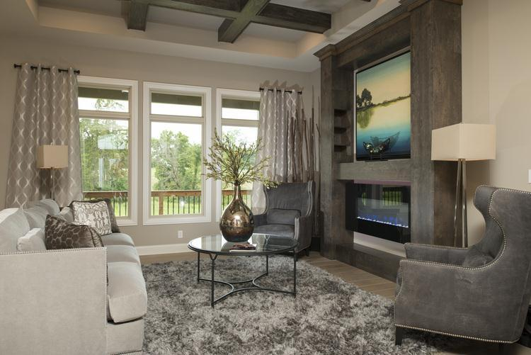 Living Area featured in The Branson By Girard Homes - Custom in Columbia-Jefferson City, MO