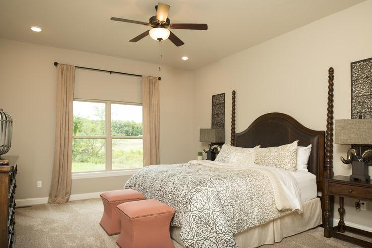 Bedroom featured in The Branson By Girard Homes - Custom in Columbia-Jefferson City, MO