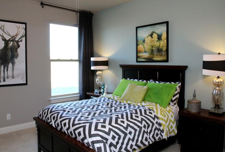 Bedroom featured in the Custom By Girard Homes - Custom in Columbia-Jefferson City, MO