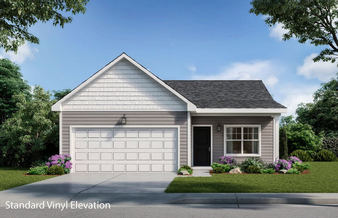 Exterior featured in The Adams By Global Homes in Nashville, TN