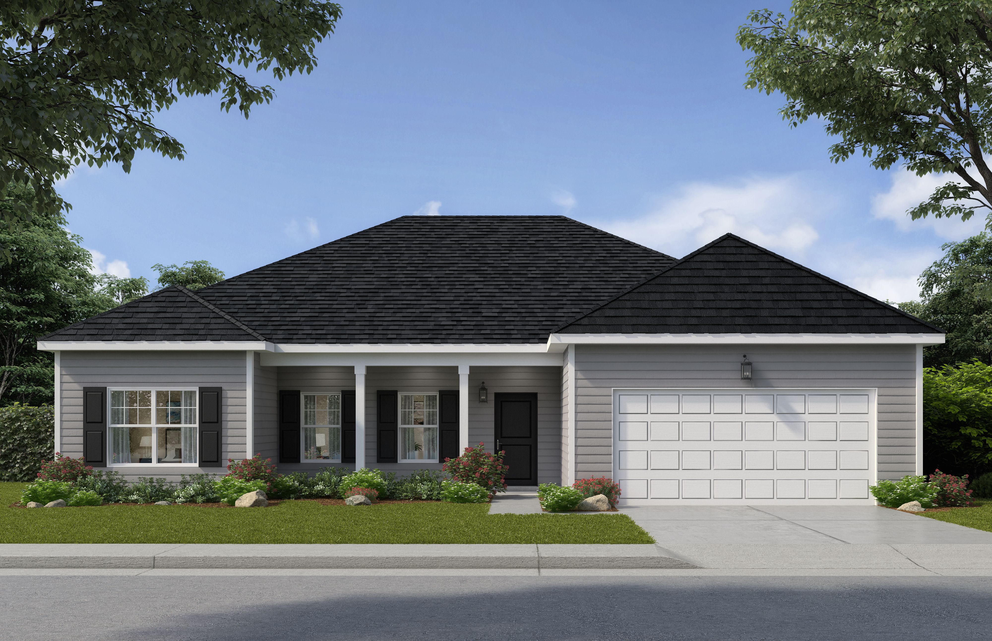 Exterior featured in The Providence By Global Homes in Nashville, TN