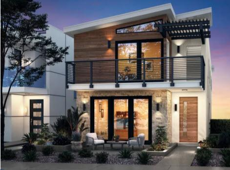 Exterior featured in the Natural Modern By 17th of Seal in Orange County, CA