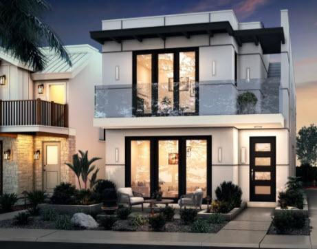 Exterior featured in the Upscale Modern By 17th of Seal in Orange County, CA