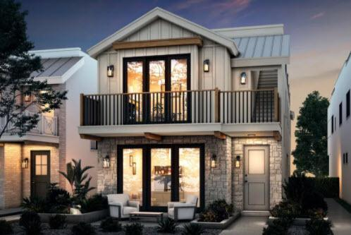 Exterior featured in the Traditional Coastal By 17th of Seal in Orange County, CA