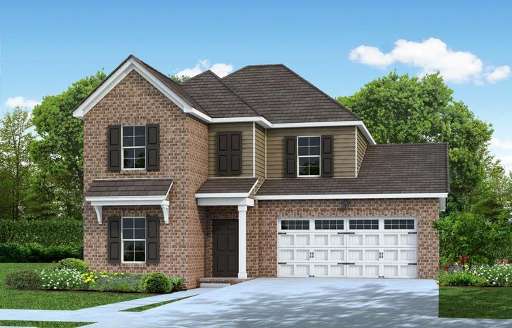 Exterior:The Woodmont Traditional
