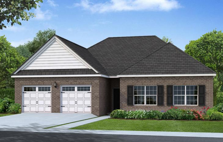 Exterior:The Hanover Traditional