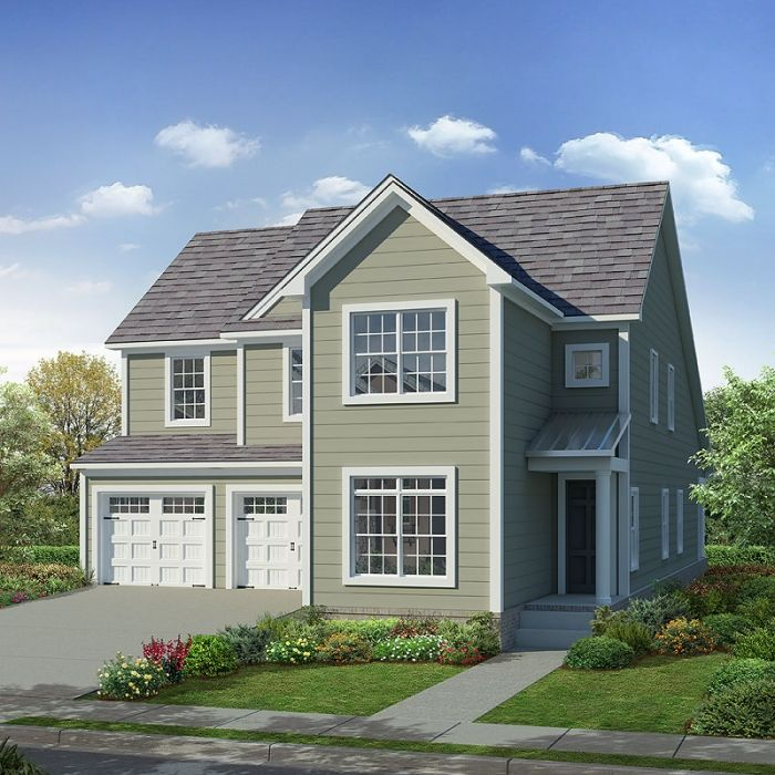 Exterior:Grant Traditional