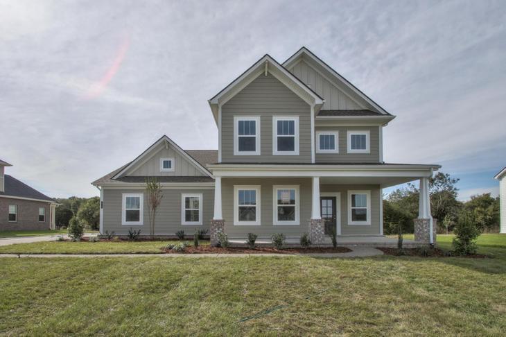 Exterior:Goodall Homes