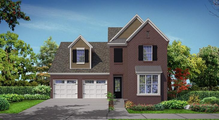 Exterior:The Harding Traditional