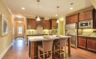 The Villas at Foxland Crossing by Goodall Homes in Nashville Tennessee