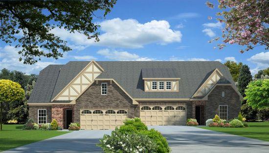 Carellton Villas by Goodall Homes in Nashville Tennessee