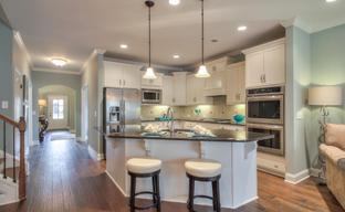The Grove at Five Oaks by Goodall Homes in Nashville Tennessee