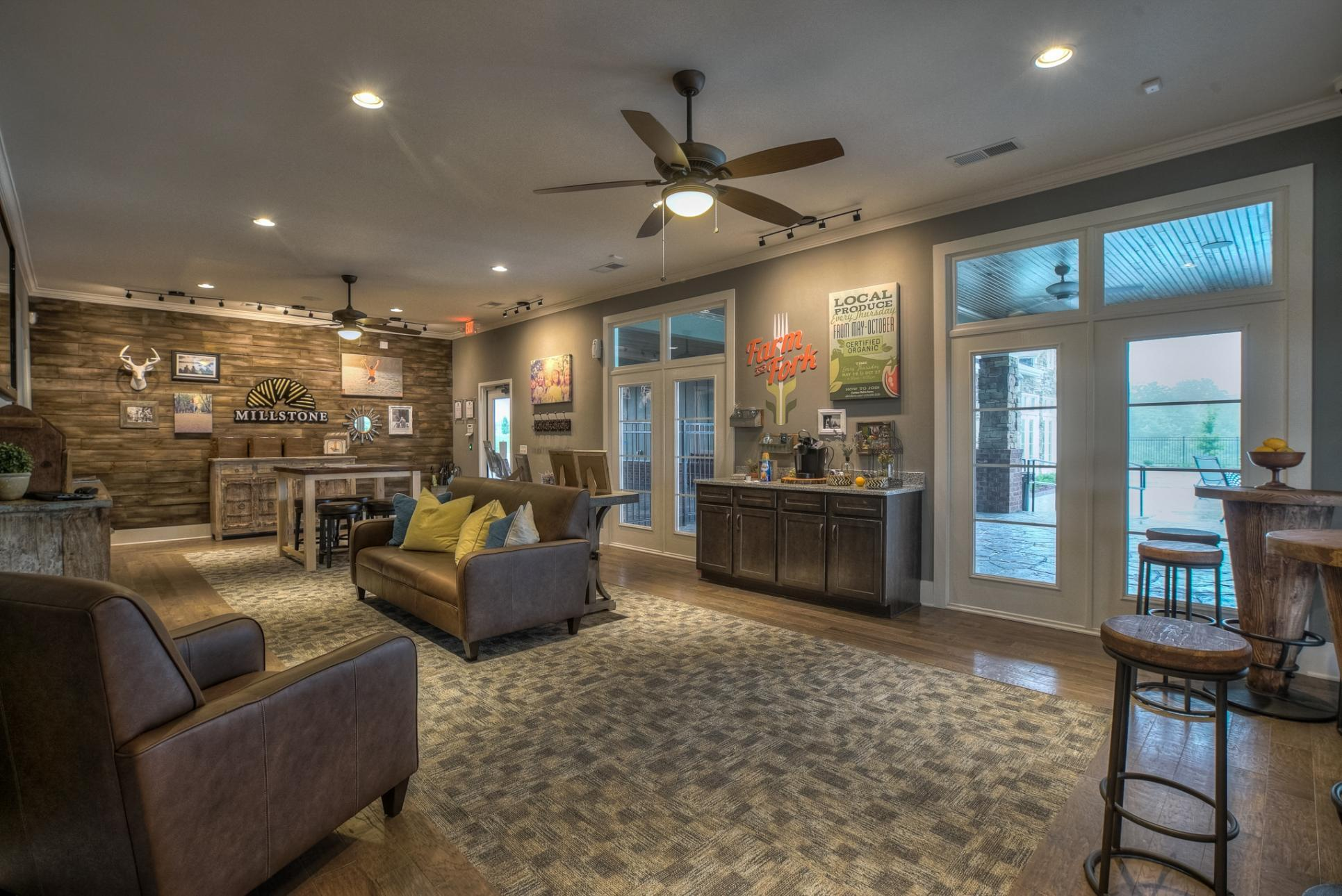 'Millstone Townhomes' by Goodall Homes in Nashville