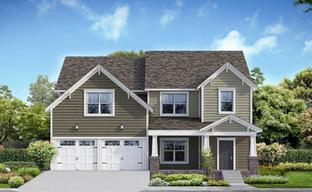 Hayden Hill by Goodall Homes in Knoxville Tennessee