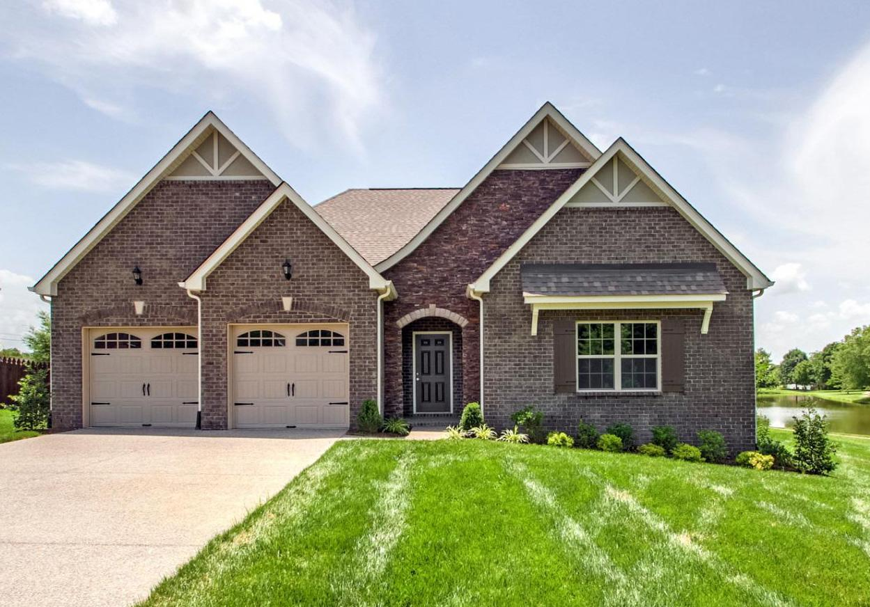 'The Reserve at Cambridge Farms' by Goodall Homes in Nashville