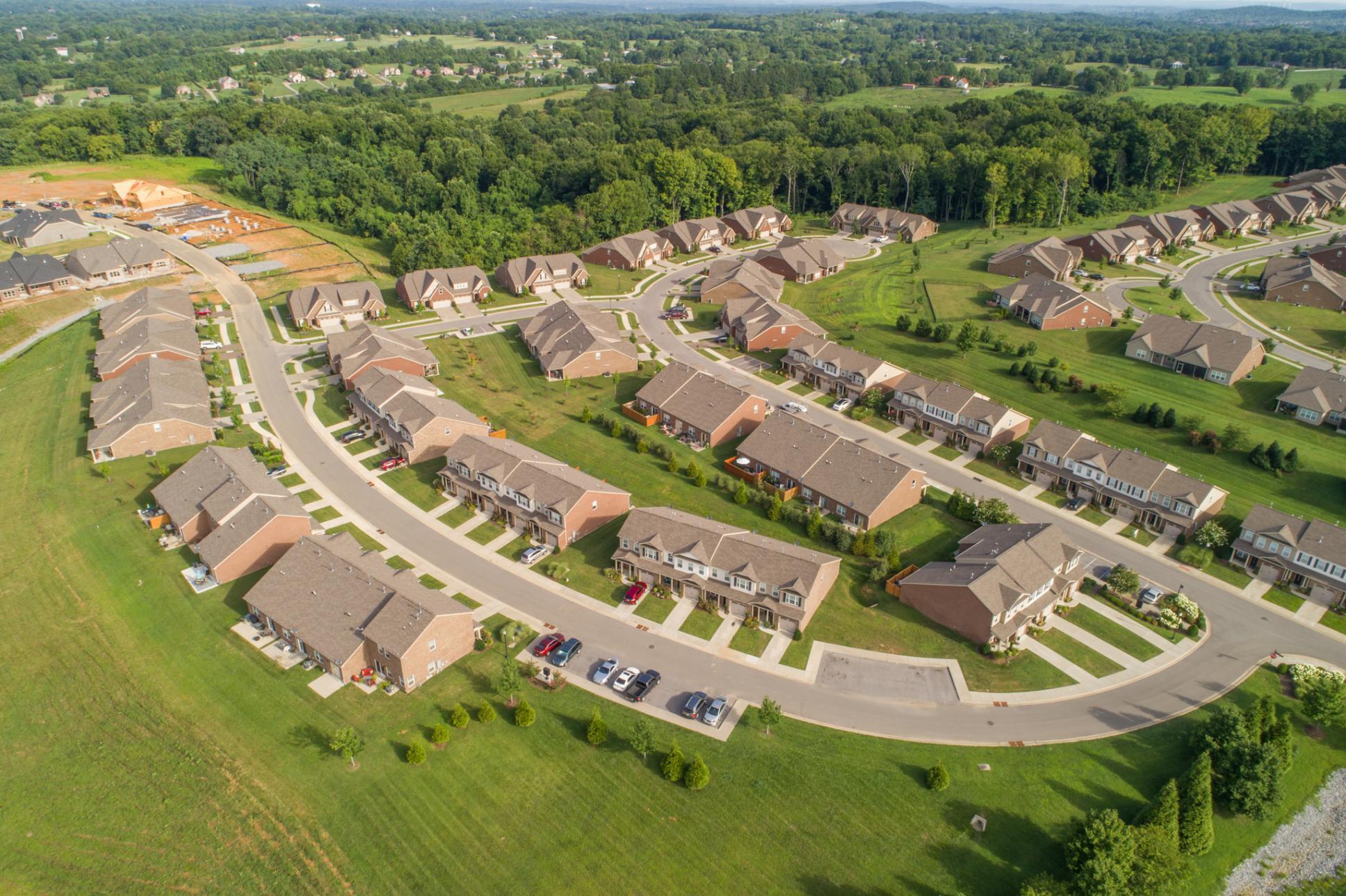 'StoneBridge Villas' by Goodall Homes in Nashville