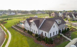 The Cottages at Waters Edge by Goodall Homes in Nashville Tennessee