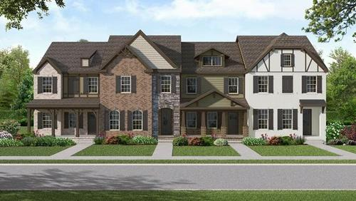 Durham Farms by Goodall Homes in Nashville Tennessee