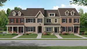 homes in Durham Farms by Goodall Homes
