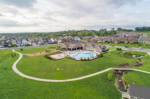 Millstone Townhomes by Goodall Homes in Nashville Tennessee