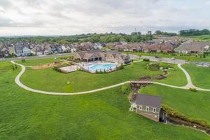 homes in Millstone Townhomes by Goodall Homes