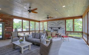 Carellton by Goodall Homes in Nashville Tennessee