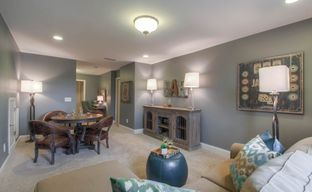 Morgan Park by Goodall Homes in Knoxville Tennessee