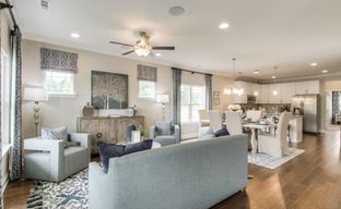 Oakvale by Goodall Homes in Nashville Tennessee