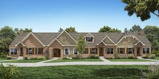 The Everleigh Courtyard Cottage - The Preserve at Belle Pointe Cottages: Lebanon, Tennessee - Goodall Homes