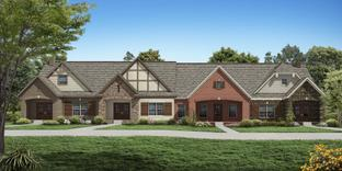 The Raleigh Courtyard Cottage - The Preserve at Belle Pointe Cottages: Lebanon, Tennessee - Goodall Homes